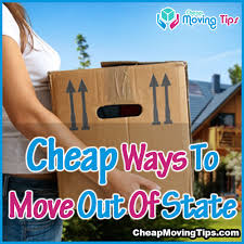 How To Get A Job Out Of State 9 Cheap Ways To Move Out Of State 2018 Infographic Save