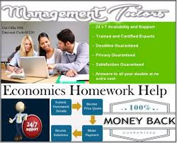 Please let others know about our community, and participate in our efforts to help improve young economists. Econ Homework Help 1 Assignment Help Service Provider