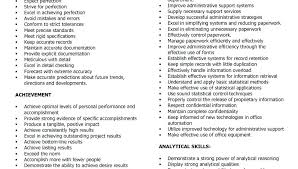 Adjectives For Resumes Impressive Why Are Resume Power Adjectives Important Alluring For Resumes Also