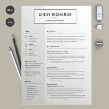 Indesign Resume Indesign Resume Template Keyresume Resume Templates Indesign 2