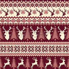 Nordic Pattern Interesting Nordic Pattern Illustration Royalty Free Cliparts Vectors And