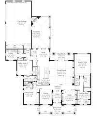 Bungalow Style House Plan - 3 Beds 3.50 Baths 3108 Sq/Ft Plan #930-19