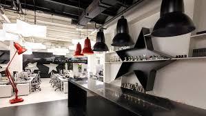 Nefa architects leo burnett Spaces Leo Burnett Leo Burnett