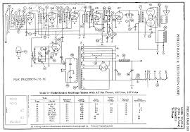 old radio information radio schematics diagrams for rca bx-8l at Radio Schematic Diagrams