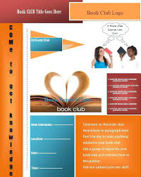 flyer word templates ms word book template free templates for flyers word book club flyer