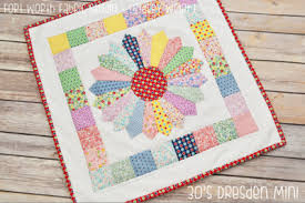 23 Depression Era Quilt Patterns and Projects   FaveQuilts.com & From Dresden plate patterns (extremely popular during the 1930s) to classic  homespun quilts, these easy quilt patterns are great for quilting beginners. Adamdwight.com