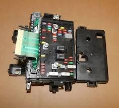 2007 chevy trailblazer gmc envoy fuse box panel oem w 90 day image is loading 2007 chevy trailblazer gmc envoy fuse box panel