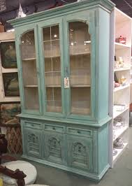 High End China Cabinets Painted French China Cabinet What A Gorgeous Piece Of Furniture