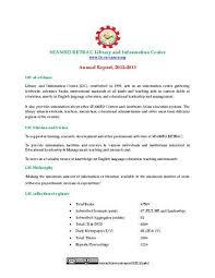 write a report