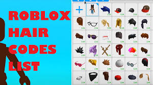Check spelling or type a new query. Roblox Welcome To Bloxburg Hair Codes List Pro Game Guides
