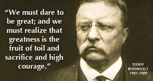 Teddy Roosevelt Quotes Simple Happy Birthday Teddy Daily Bulletin
