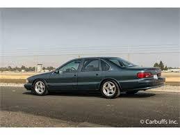 1996 Chevrolet Impala SS for Sale   ClassicCars.com   CC-1020541
