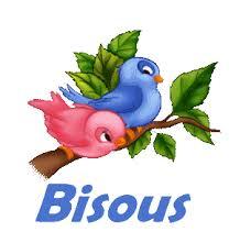 """Résultat de recherche d'images pour """"gif bisous oiseau gratuit"""""""