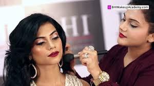 bhi makeup academy seher prithyani pro makeup artist video profile