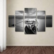 trademark fine art ready by moises levy 5 panel wall art set