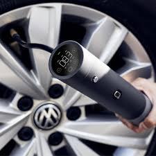Máy bơm lốp xe hơi kiêm máy hút bụi cầm tay Xiaomi Lydsto. Áp suất cao  150PSI, Công suất hút 7Kpa. Màn hình LED cảm ứng tại Hải Phòng