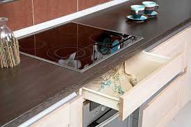 Small Picture Stylish Kitchen Countertop Materials 18 Modern Kitchen Ideas
