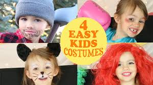 a lumberjack a boxer ariel and a cat this mom of four demonstrates four easy makeup tutorials