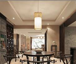 Pendant lighting for restaurants Vintage Japanese Creative Simple Wood Pendant Lights Restaurant Bedroom Bedside Living Room Passageway Bamboo Pendant Lamps Za627 Zl116 Aliexpresscom Japanese Creative Simple Wood Pendant Lights Restaurant Bedroom