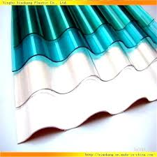 plastic roofing corrugated roof panels china d plastic roofing sheet for greenhouse clear panel home depot