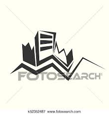 San jose earthquakes 2016 kumamoto earthquakes volcanoes earthquakes and tsunamis papua new guinea earthquakes. Vector Earthquake V Icon With Damaged House Isolated On White Background Natural Disaster Sign Or Symbol Clip Art K52352487 Fotosearch