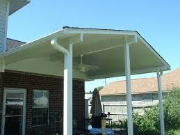 patio cover construction