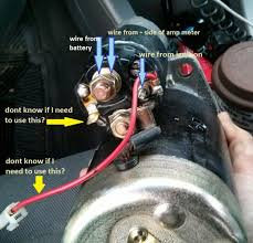 starter motor wiring diagram chevy wiring diagram 350 chevy wiring diagram diagrams