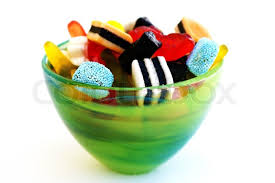 Image result for sweets in a bowl