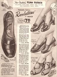Lane Bryant Shoe Size Chart Spring And Summer 1955 Lane Bryant From The Collection Of