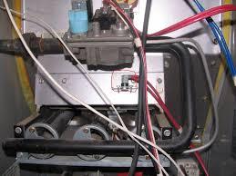 carrier gas furnace parts. carrier gas furnace pilot light parts