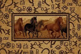 horse throw rugs area rug ideas