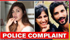Rhea files complaint against Sushant's sister Priyanka Singh over medical  prescription