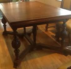 antique walnut dining table all wood dining room table88 wood
