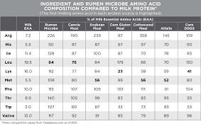 Comparing Amino Acid Profiles Of Protein Sources Canolamazing
