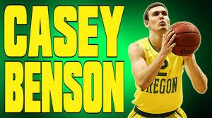 Casey Benson - NCAA Highlights - YouTube