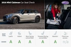 2016 mini clubman car seat check