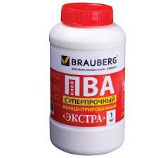 Отзывы на <b>BRAUBERG Клей</b> ПВА суперпрочный ...