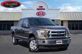 Used One-Owner 2017 Ford F-150 in Granbury, TX - Van Griffith Kia