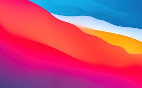 macOS Big Sur 4K Wallpaper, Apple ...