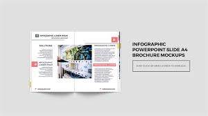 powerpoint brochure template free multi page brochure template free multi page brochure mockup free