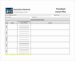 Top Result 60 New Blank Lesson Plan Template Ks1 Image 2017 Lok9