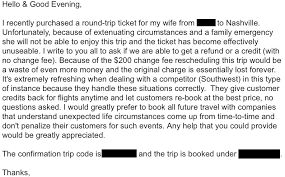 Sample Doctors Note For Travel Cancellation How I Got American Airlines To Refund My Non Refundable Ticket
