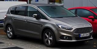 ford s max 7 places