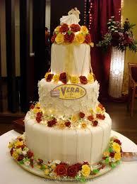 Wedding 1 Vera Cake Decoration