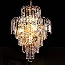 luxury royal golden crystal k9 chandelier pendant lamp crystal golden chandeliers hall living room lighting lustre chandelier pendant lighting