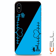 Mom Dad Love Mobile Soft Case Cover ...