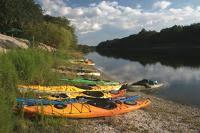 Suwannee River Wilderness Paddlingtrail Recreation Map