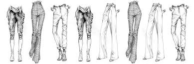 How To Draw Pants Drawing Pants Folds Magdalene Project Org
