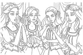 Small Picture barbie doll out makeup girl games coloring pages 429241 Coloring