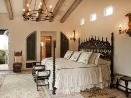 Medieval Bedroom Decor Elegant Old World Master Bedroom With Intricately Carved Bed Frame